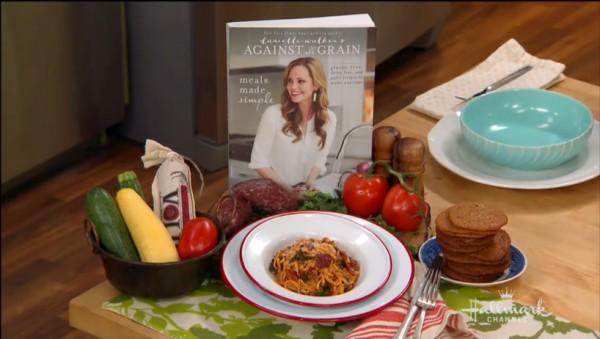 Danielle Walker Cooks Grain-Free Pepperoni Pizza Pasta